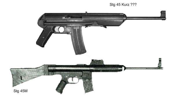 Sturmgewehr 45 - STG45 Stg45m11