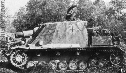 Sturmpanzer IV - Brummbär ! Sturmp11