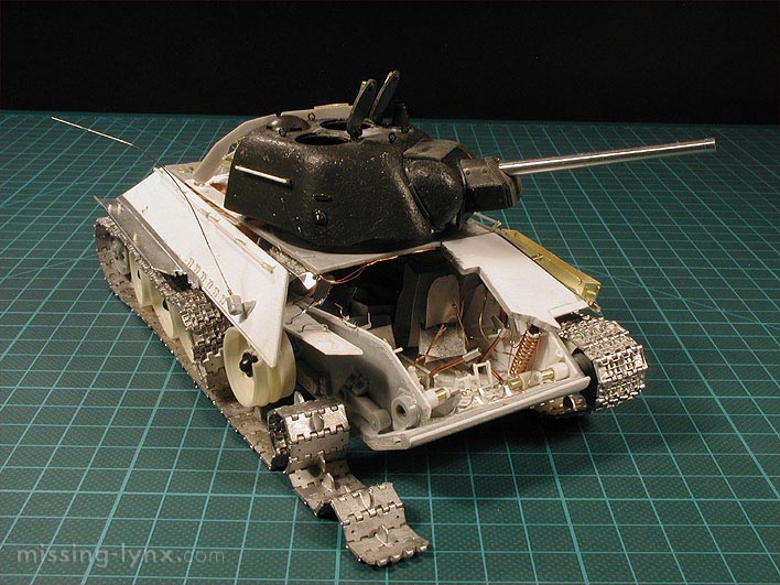 Destroyed T-34/76 mod.1943 - Kharkov, February 1943 T3476_11