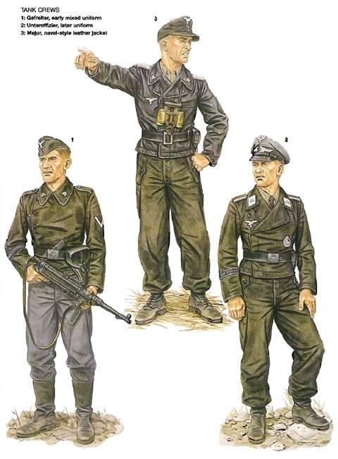 "Panzerdivision ""Hermann Göring"" Tank_p10"