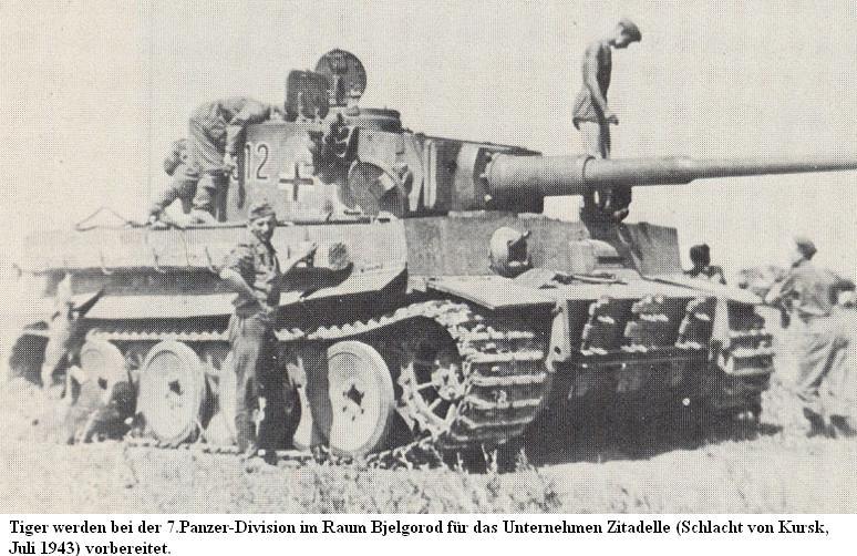 7e PANZER DIVISION Tiger-12