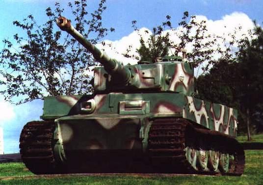 Le Tigre de vimoutiers - France Tiger010