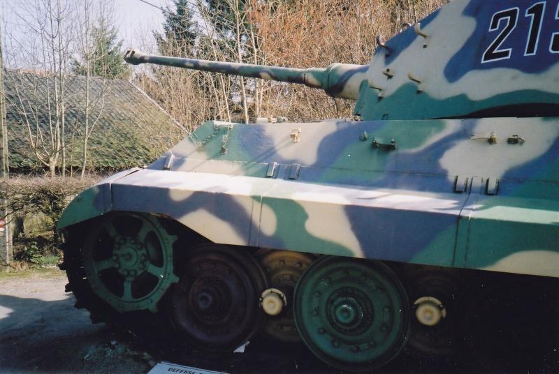King Tiger - La Gleise - Belgique  Tiger_10