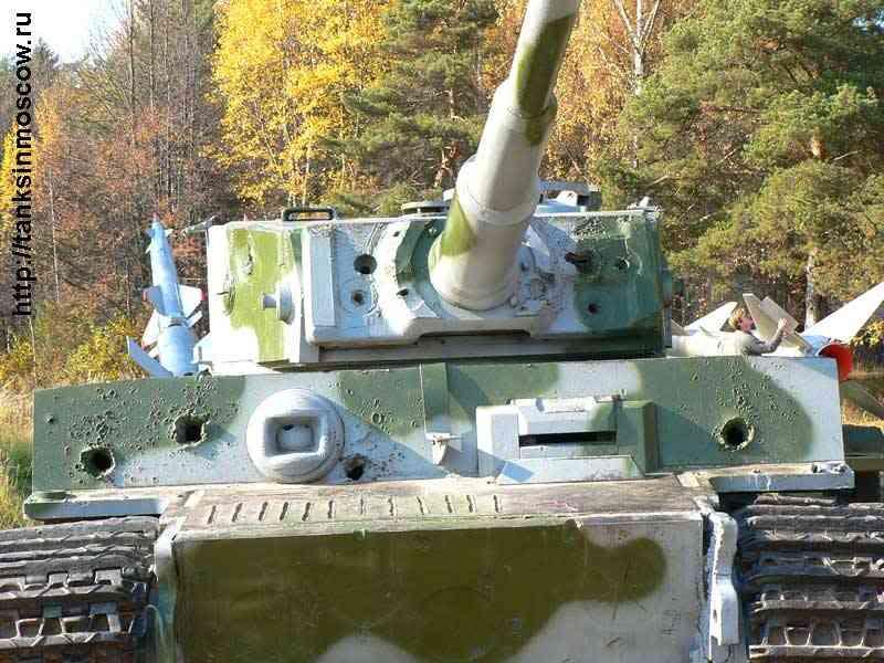 Tiger I - Snegiri Lenino - Russia Tiger_12