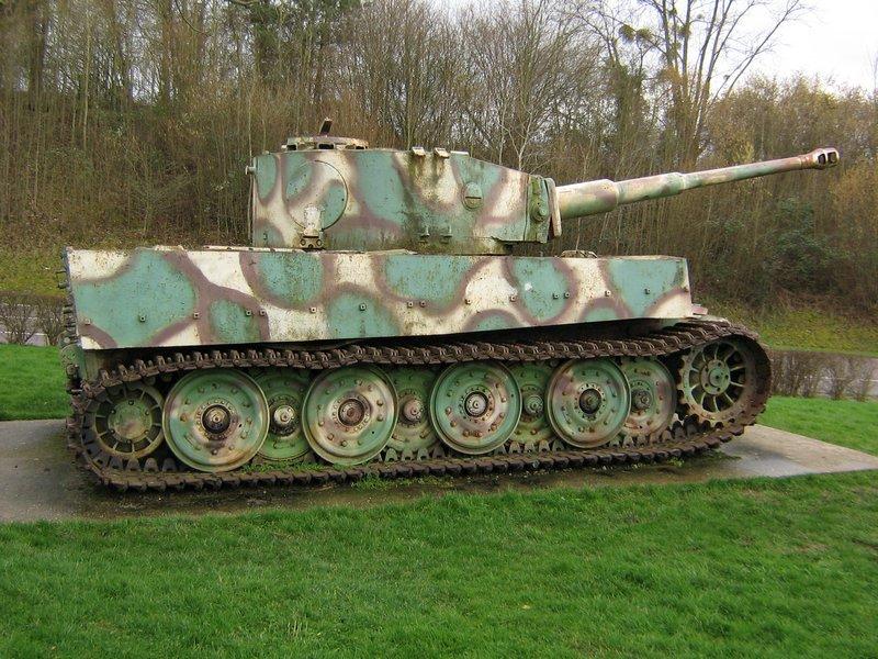 Le Tigre de vimoutiers - France Tiger_14