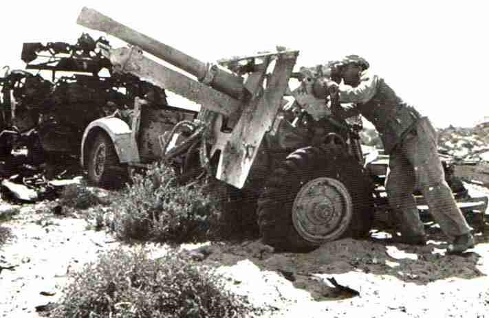 La 2eme bataille d'El-Alamein - Octobre 1942 Tobruk10