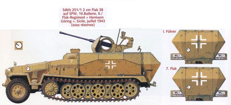 "Panzerdivision ""Hermann Göring"" Trhdet11"