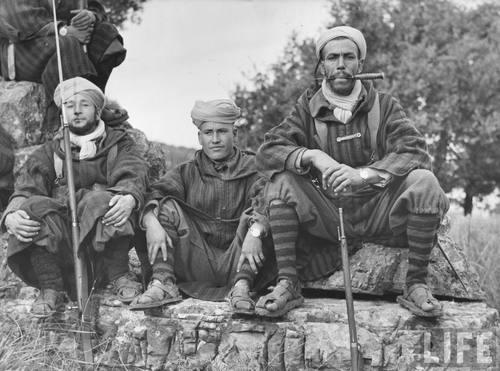Les goumiers Marocains ont toujours été considéré des esclaves de la république Tumblr15