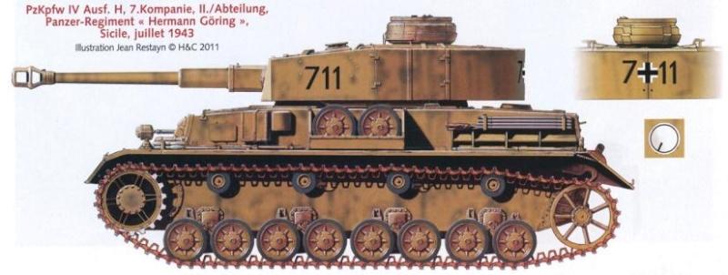 "Panzerdivision ""Hermann Göring"" Ukukyu10"