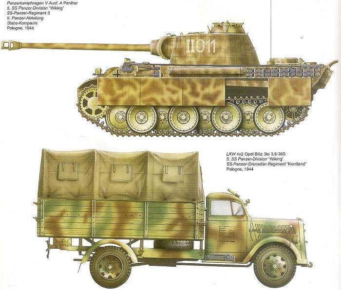 5e Panzerdivision SS Wiking Vfgd7710