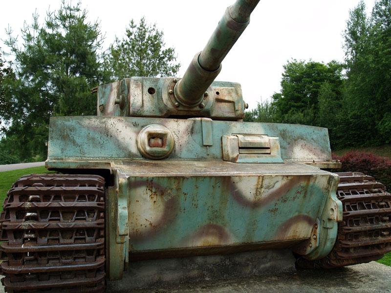 Le Tigre de vimoutiers - France Vimout12