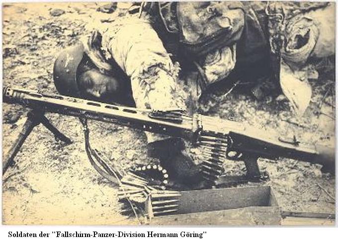 """Panzerdivision """"Hermann Göring"""" W4l9yz10"""
