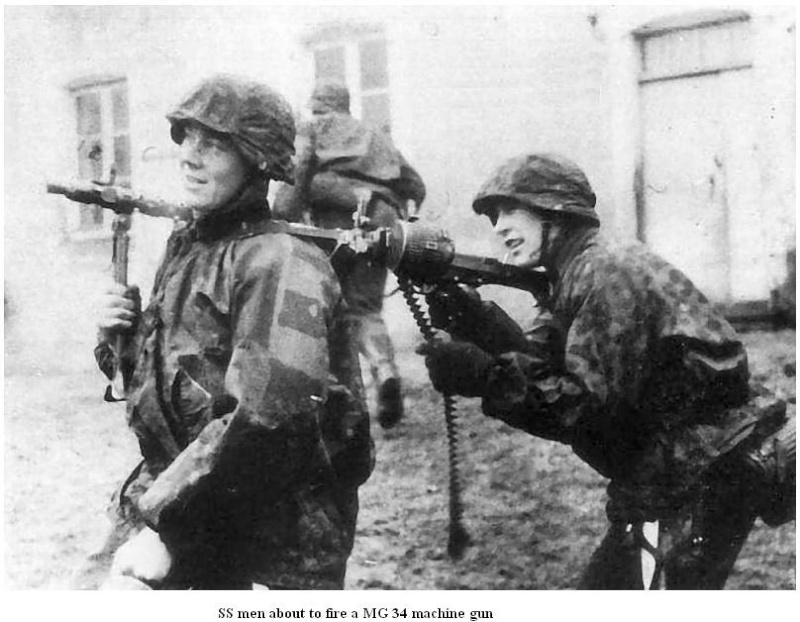 Maschinengewehr 34 - MG34 Waffen15