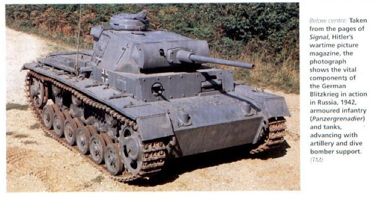 Panzerkampfwagen - Panzer III World_11