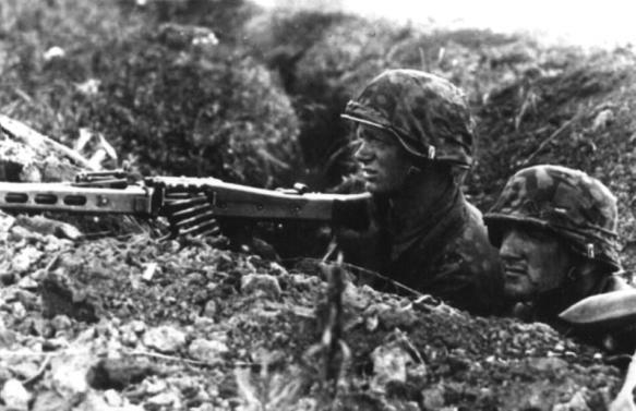 Maschinengewehr 42 - MG42 Wssmac10