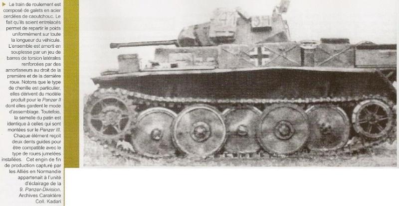 "Panzer II L ""Luchs"" - Lynx  X02010"