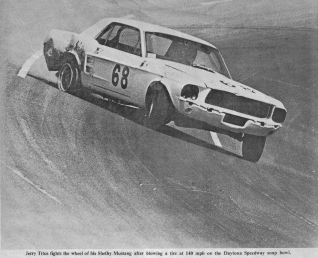 L'équipe de course Terlingua de Shelby-American en 1967 67must12