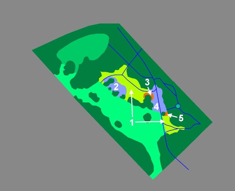 Le site de plantation Carte_13