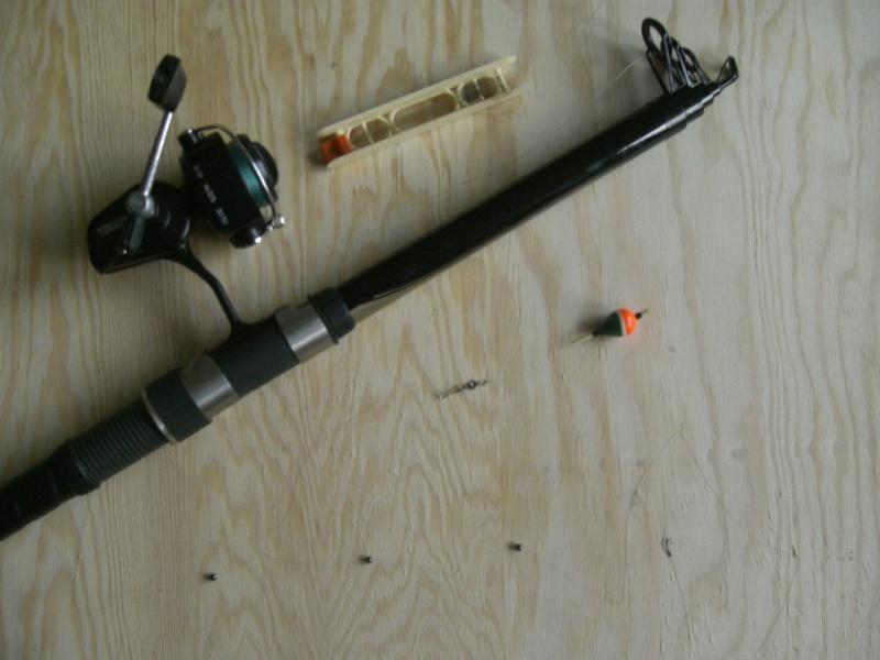 [Technique] Kit de pêche minimaliste Cimg9837