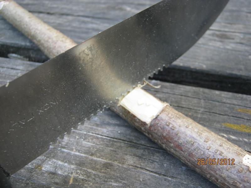[Matériel] Présentation du Hori Hori, couteau-outil polyvalent Img_0621