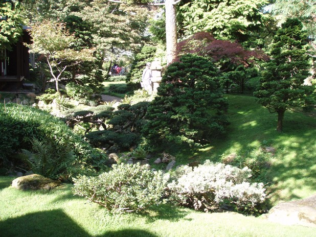 Visite du jardin Albert Kahn Jardin10