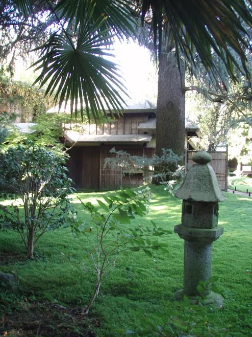 Visite du jardin Albert Kahn Lanter12
