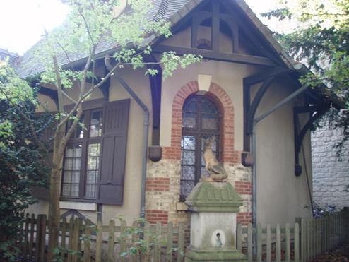 Visite du jardin Albert Kahn Maison14