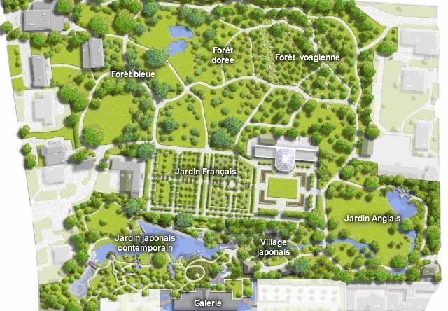 Visite du jardin Albert Kahn Plan_a10