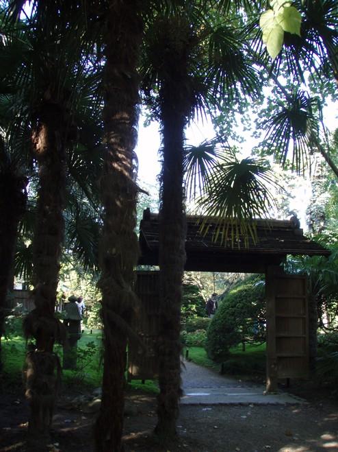 Visite du jardin Albert Kahn Porte_10
