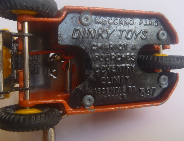Serie importee Dinky toys A_asse10