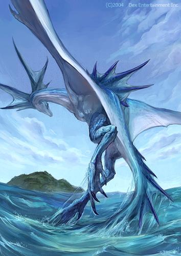 Les forces élémentaires Dragon10