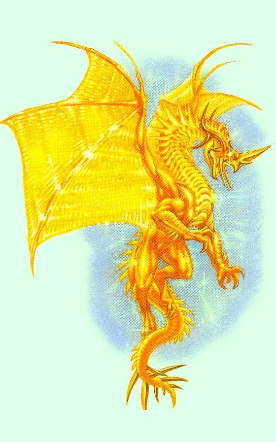 Les forces élémentaires Dragon11