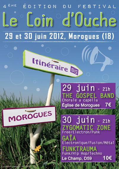 [29&30 juin] Festival Le Coin D'Ouche 2012 @ Morogues Lecoin10
