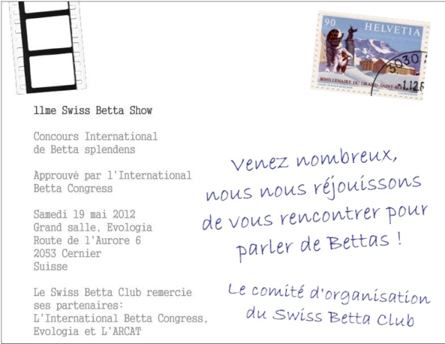 11me Swiss Betta Show, Cernier: 18-20 mai 2012  Flyer-11