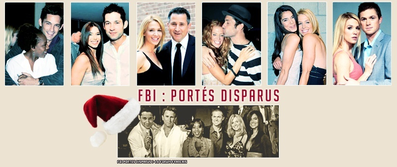 FBI : PORTES DISPARUS { Without a trace }