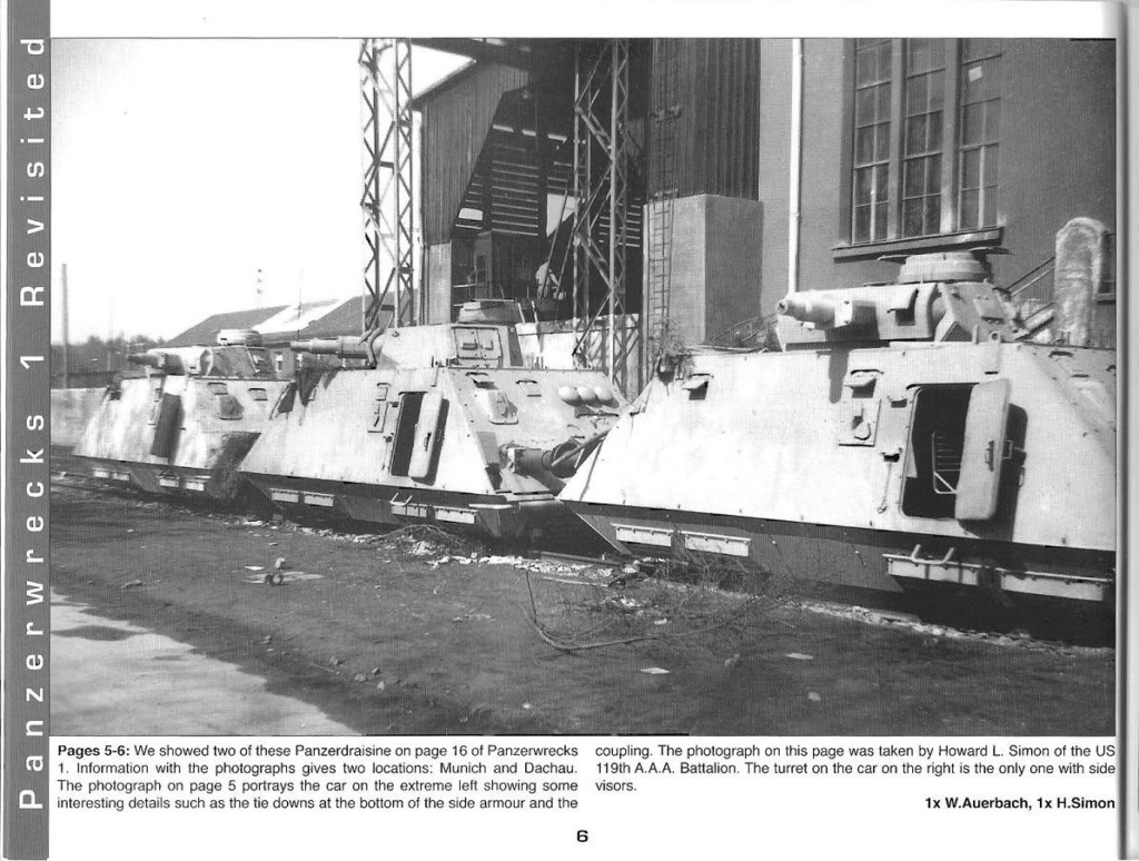 Reconnaissance Armored Train Avril 1945 0110