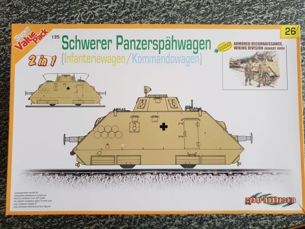 Reconnaissance Armored Train Avril 1945 20190410