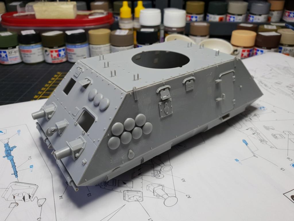 Reconnaissance Armored Train Avril 1945 20190437