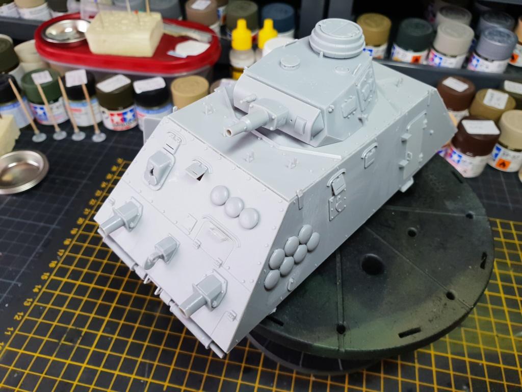 Reconnaissance Armored Train Avril 1945 20190445