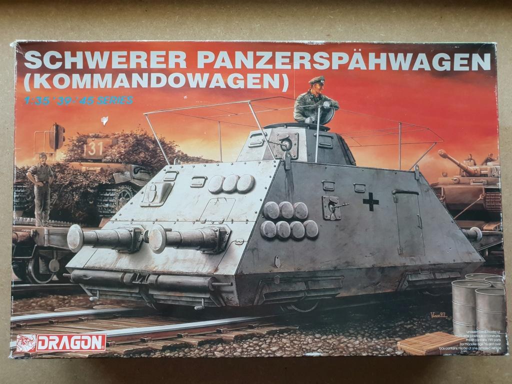 Reconnaissance Armored Train Avril 1945 20190447