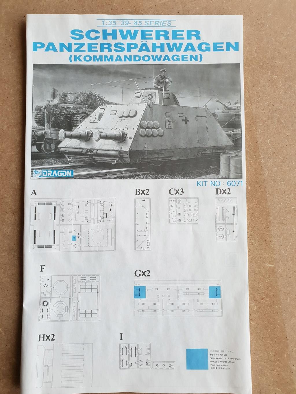 Reconnaissance Armored Train Avril 1945 20190449