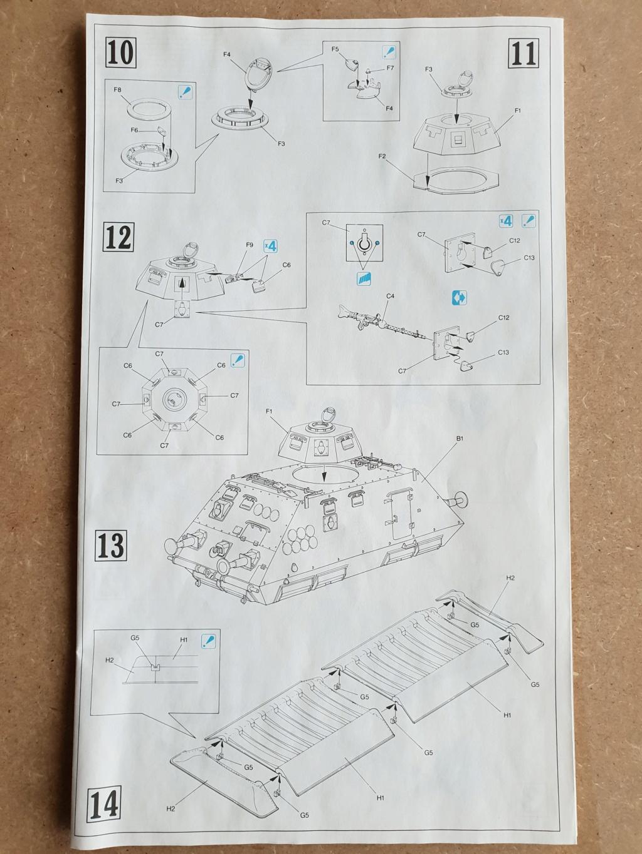 Reconnaissance Armored Train Avril 1945 20190454