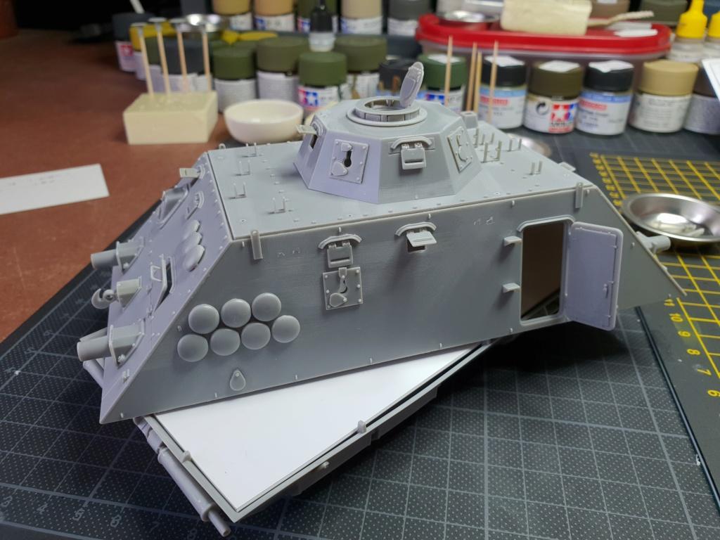 Reconnaissance Armored Train Avril 1945 20190457