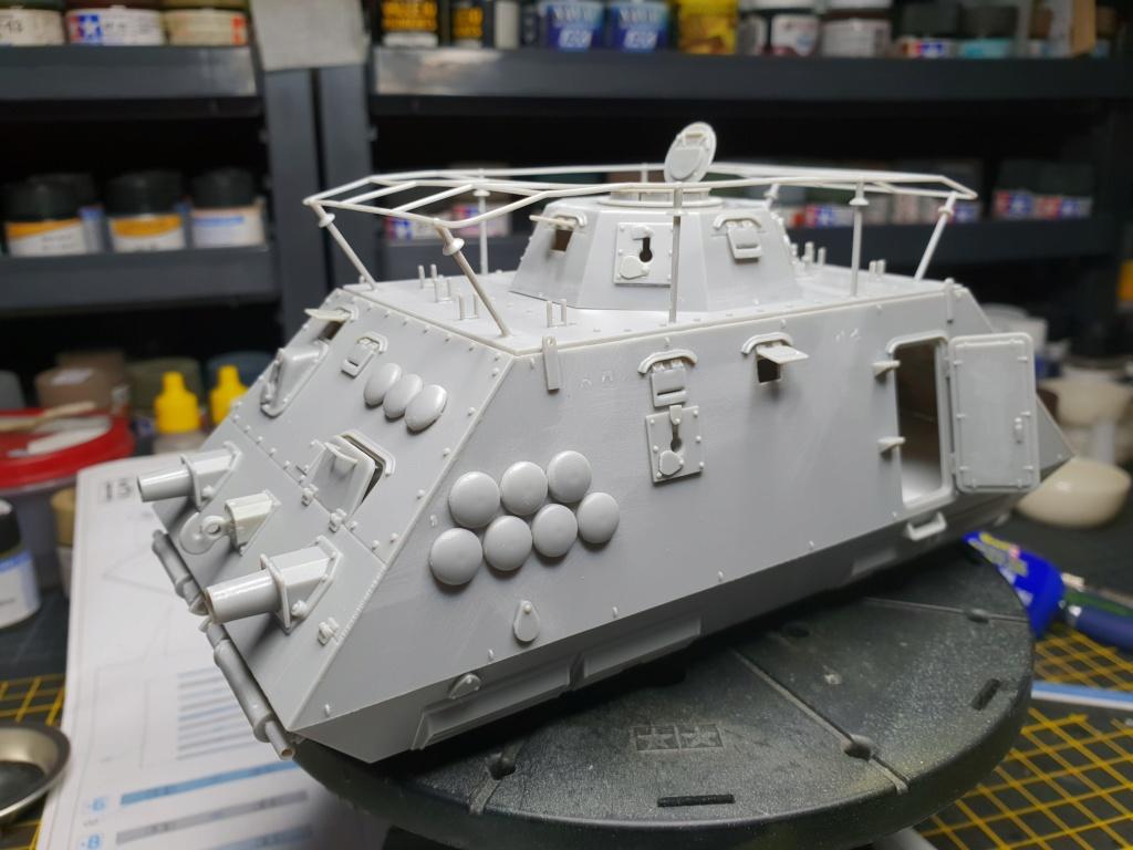 Reconnaissance Armored Train Avril 1945 20190458