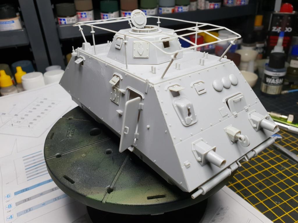 Reconnaissance Armored Train Avril 1945 20190460
