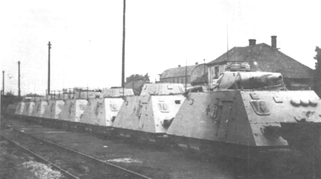 Reconnaissance Armored Train Avril 1945 Armore10