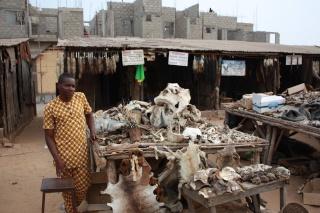 Akodessewa : le marché fétiche des sorciers Akodes11