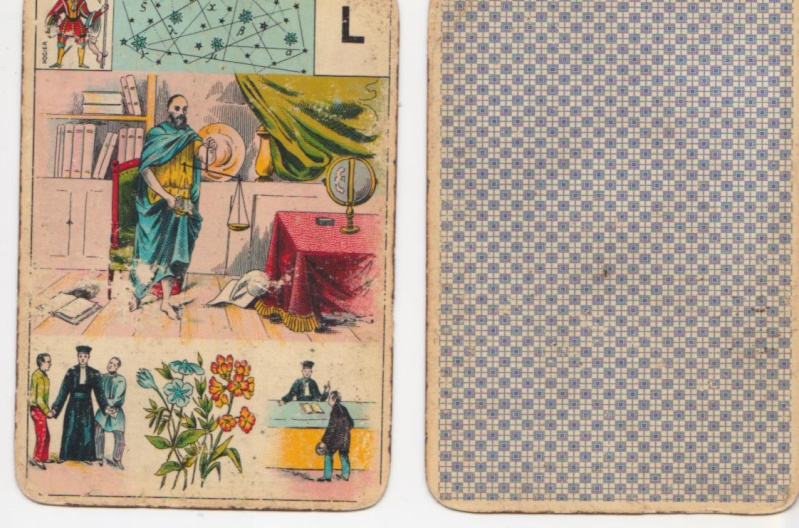 Grand Jeu de Melle Lenormand Ancien11