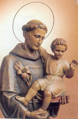 Prière à Saint Antoine de Padoue Antoin10