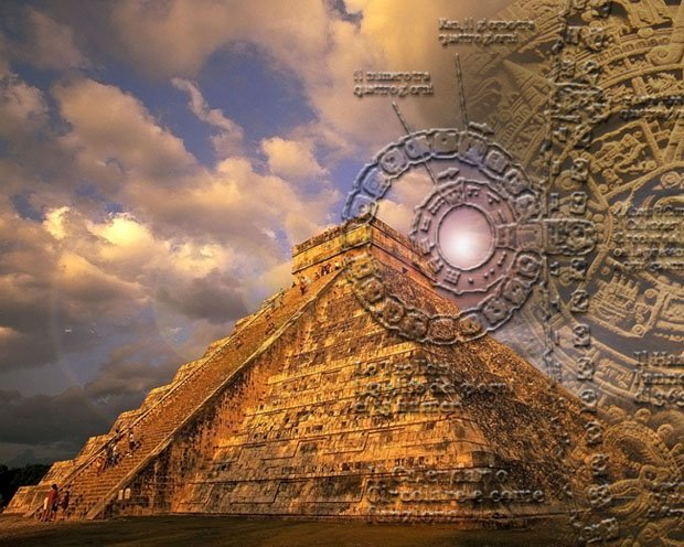 Chiffre 13 et temps magique du calendrier Maya Chiffr10